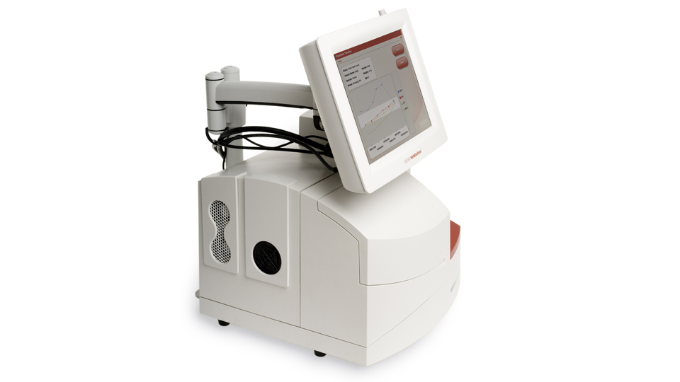 >       The IDEXX LaserCyte® Hematology       Analyzer is the first 'in-clinic'       comprehensive hematology analyzer for       veterinary diagnostics for point of care       veterinary clinics.